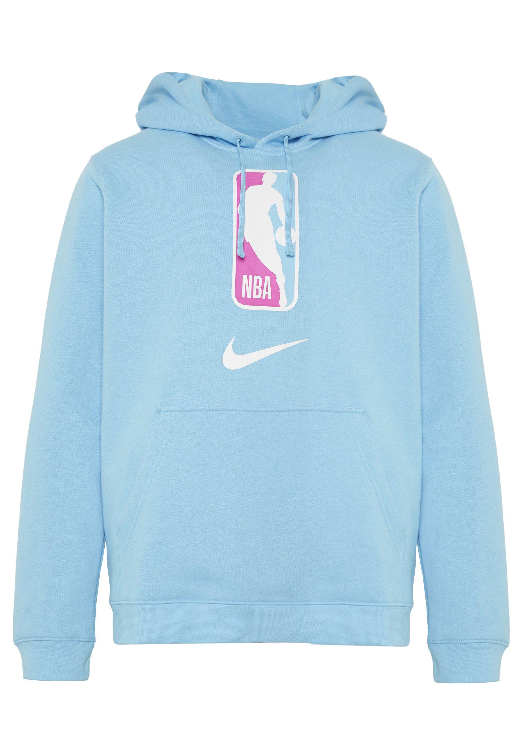 Nike Performance NBA TEAM HOODY Sweat à capuche blue