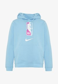 Nike Performance - NBA TEAM HOODY - Bluza z kapturem - blue gale - 4