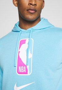 Nike Performance - NBA TEAM HOODY - Bluza z kapturem - blue gale - 5
