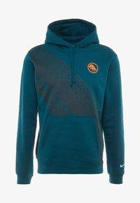 Nike Performance - CLUB HOODIE EKIDEN - Jersey con capucha - midnight - 5