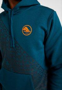 Nike Performance - CLUB HOODIE EKIDEN - Jersey con capucha - midnight - 6