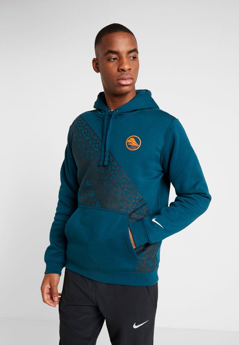 Nike Performance - CLUB HOODIE EKIDEN - Jersey con capucha - midnight