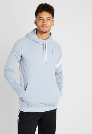 DRY HOODIE - Jersey con capucha - obsidian mist/reflective silv
