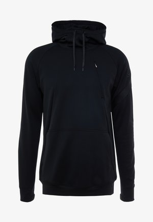 DRY HOODIE - Jersey con capucha - black/anthracite
