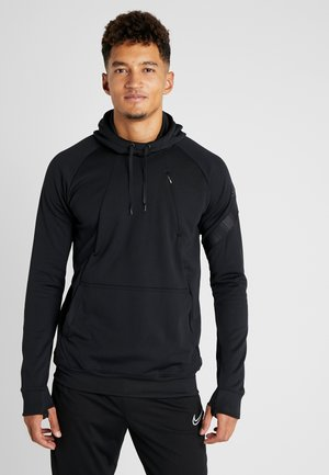 DRY HOODIE - Sweat à capuche - black/anthracite