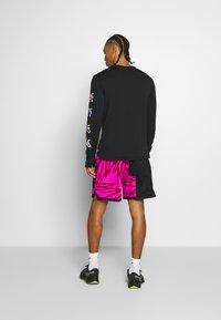 Nike Performance - CREW - Fleece jumper - black - 2