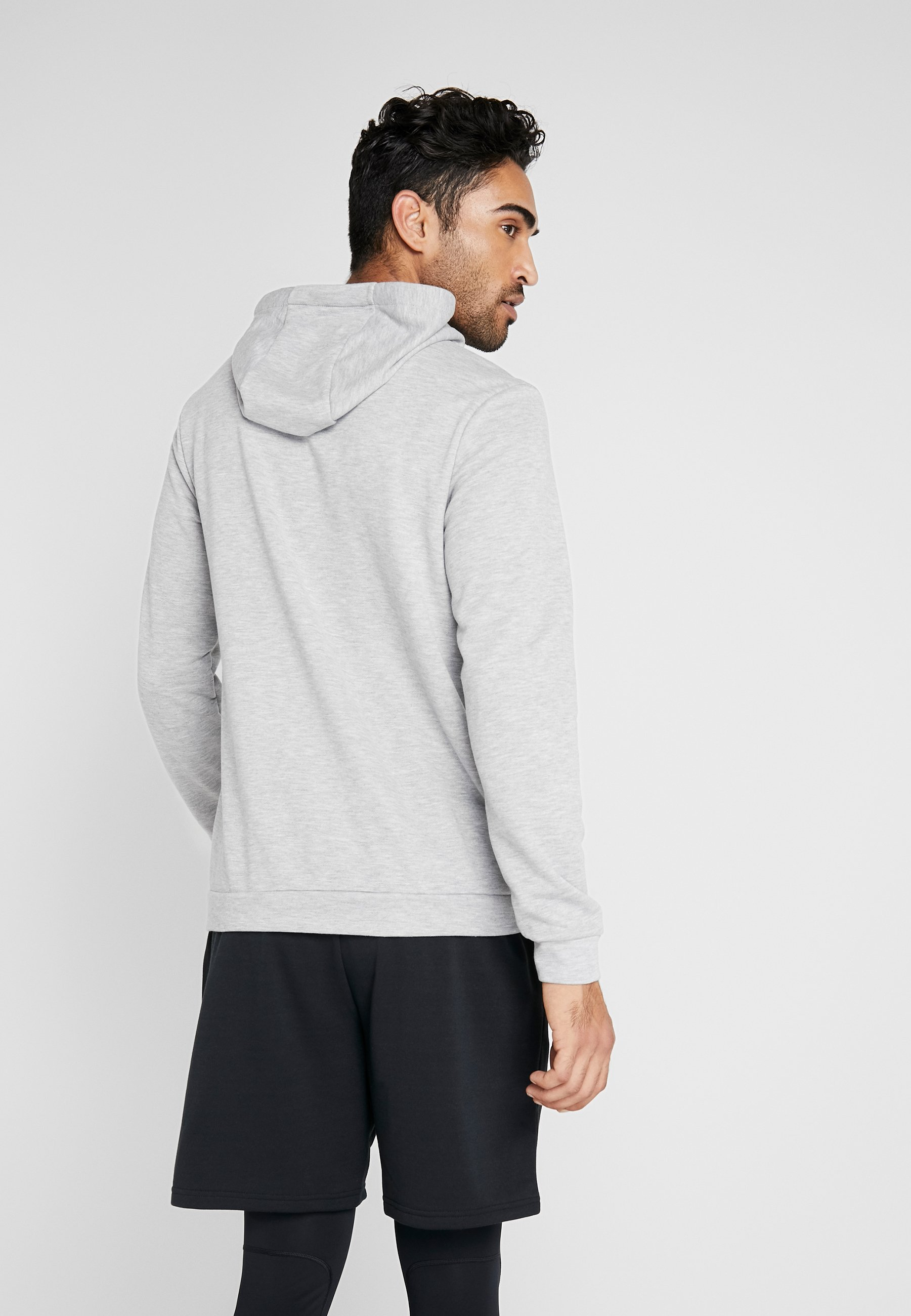 Nike Performance Dry Hoodie - Sweat À Capuche Grey Heather