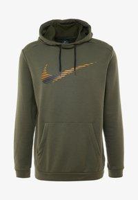 Nike Performance - Hoodie - khaki - 3