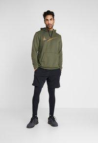 Nike Performance - Hoodie - khaki - 1