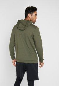 Nike Performance - Jersey con capucha - khaki - 2