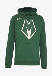Nike Performance - NBA MILWAUKEE BUCKS CITY EDITION LOGO - Huppari - fir - 4