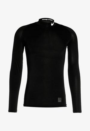 PRO COMPRESSION MOCK - Funkční triko - black/white