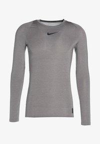 Nike Performance - PRO COMPRESSION - Maglietta intima - carbon heather/black/(black) - 7