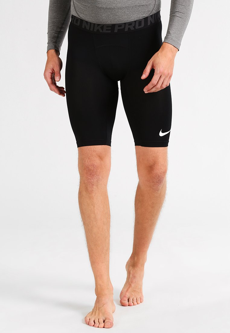 Nike Performance - PRO LONG - Panty - black/anthracite/white