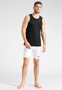 Nike Performance - PRO SHORT - Panties - white/pure platinum/black - 1