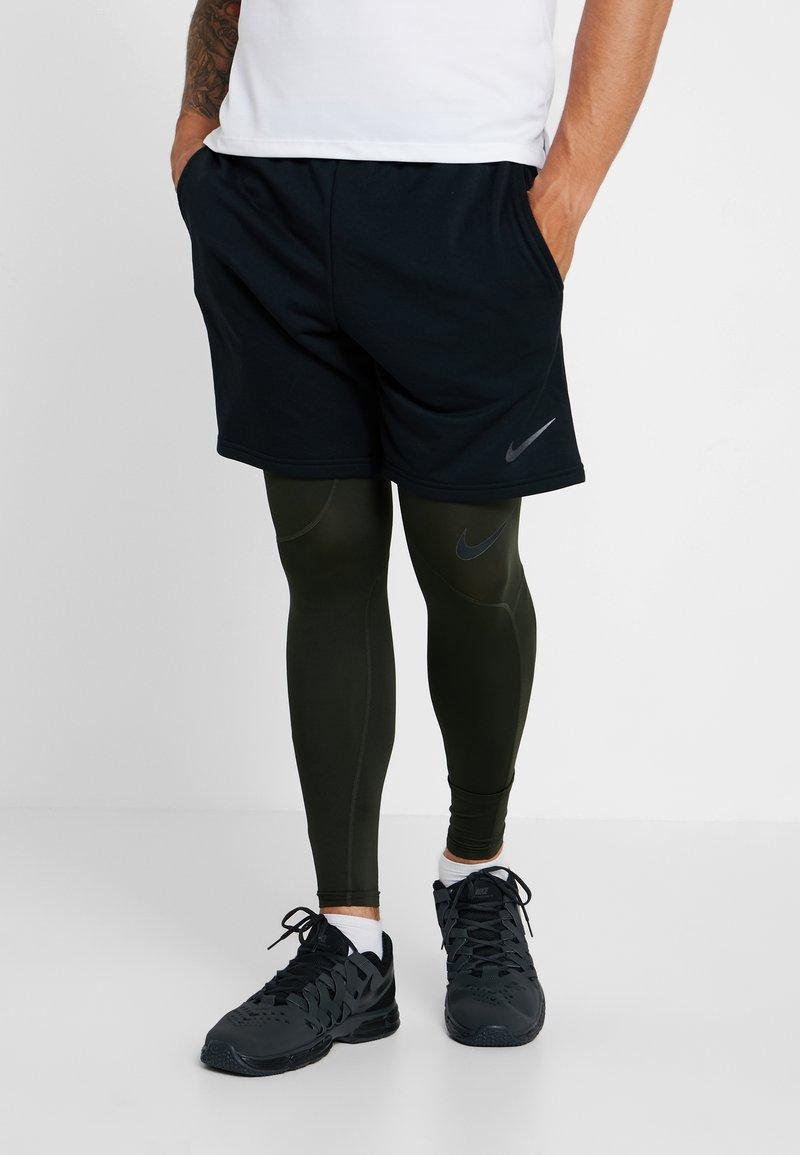 Nike Performance - PRO TIGHT - Långkalsonger - sequoia/black