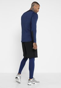 Nike Performance - T-shirt sportiva - blue void/black - 2