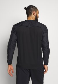 Nike Performance - M NK DRILL TOP NPC - Sports shirt - black/white - 2