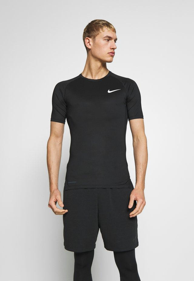 TIGHT - T-shirts basic - black