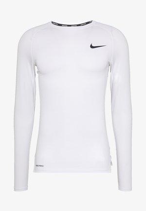 Funktionsshirt - white/black