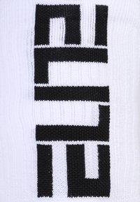Nike Performance - ELITE CREW 3 PACK - Sportovní ponožky - white/black - 1
