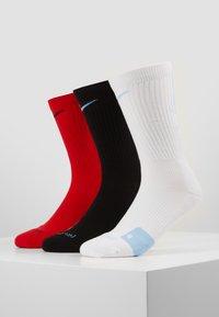 Nike Performance - ELITE CREW 3 PACK - Urheilusukat - multicolored - 0