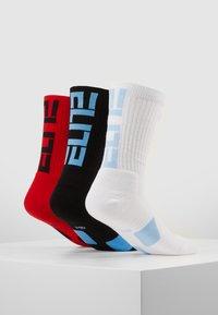 Nike Performance - ELITE CREW 3 PACK - Urheilusukat - multicolored - 3