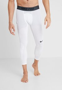 Nike Performance - DRY  - Kalesony - white/black - 0