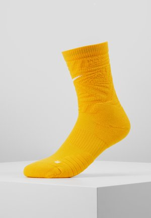 NBA LOS ANGELES LAKERS CITY EDITION CREW SOCK - Calcetines de deporte - amarillo