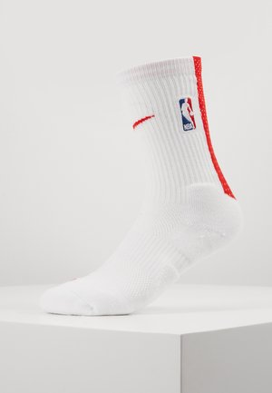 NBA CHICAGO BULLS CITY EDITION CREW SOCK - Skarpety sportowe - white