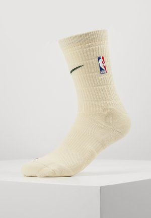 NBA MILWAUKEE BUCKS CITY EDITION CREW SOCK - Calcetines de deporte - flat opal