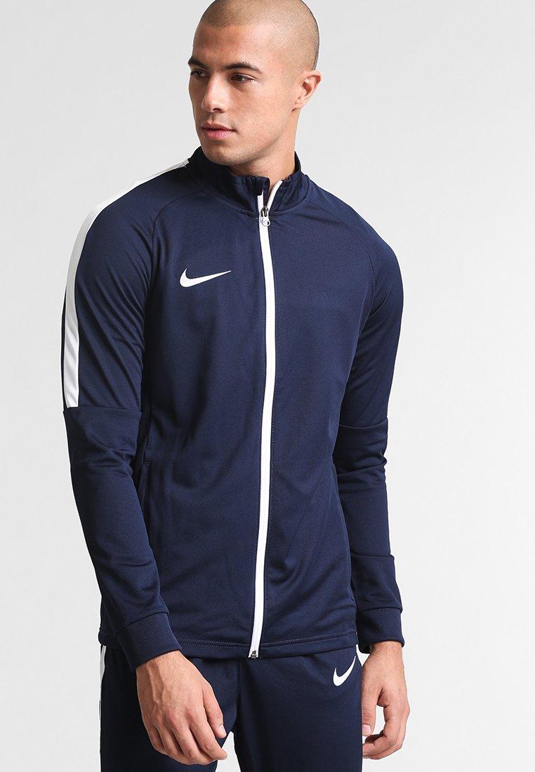 Nike Performance - DRY TRACKSUIT ACADEMY - Survêtement - bleu foncé/blanc