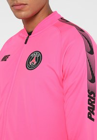 Nike Performance - PARIS ST. GERMAIN DRY SUIT - Klubbkläder - hyper pink/black - 5