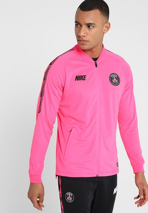 PARIS ST. GERMAIN DRY SUIT - Klubbkläder - hyper pink/black