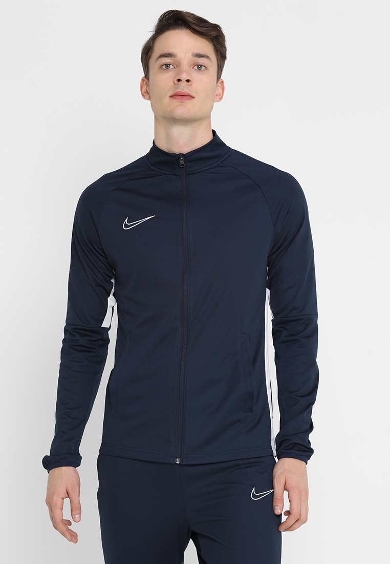 Nike Performance - DRY SUIT - Survêtement - obsidian/white