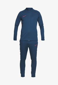 Nike Performance - DRY ACADEMY SUIT - Survêtement - valerian blue/laser crimson - 6