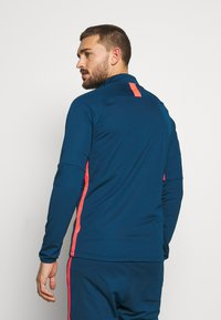 Nike Performance - DRY ACADEMY SUIT - Survêtement - valerian blue/laser crimson - 2
