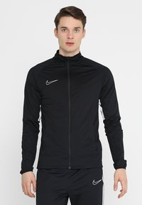 Nike Performance - DRY ACADEMY SUIT - Träningsset - black/white - 0