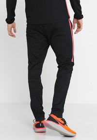 Nike Performance - DRY ACADEMY SUIT - Tracksuit - black/ember glow - 4
