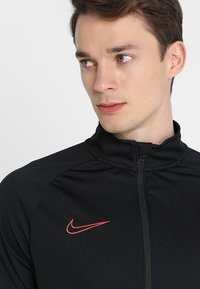 Nike Performance - DRY ACADEMY SUIT - Tracksuit - black/ember glow - 5