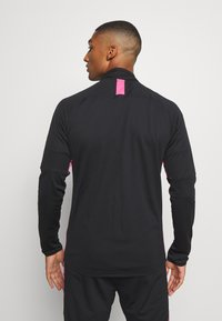 Nike Performance - DRY ACADEMY SUIT - Tracksuit - black/hyper pink - 2