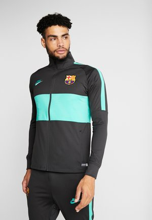 FC BARCELONA DRY SUIT - Article de supporter - smoke grey/cabana