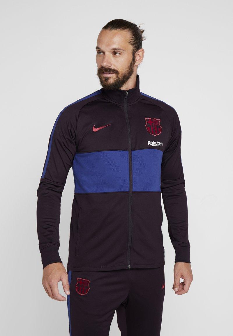 Nike Performance - FC BARCELONA DRY SUIT - Equipación de clubes - burgundy ash/deep royal blue/noble red