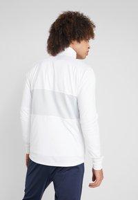 Nike Performance - PARIS ST GERMAIN DRY SUIT - Klubbkläder - white/midnight navy/pure platinum/university red - 2