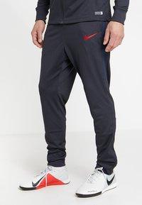 Nike Performance - PARIS ST GERMAIN DRY SUIT - Klubové oblečení - oil grey/obsidian/university red - 3
