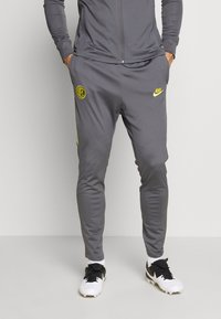 Nike Performance - INTER MAILAND DRY SUIT SET - Article de supporter - dark grey/tour yellow - 3