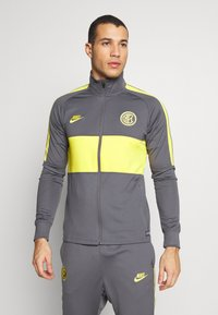 Nike Performance - INTER MAILAND DRY SUIT SET - Article de supporter - dark grey/tour yellow - 0