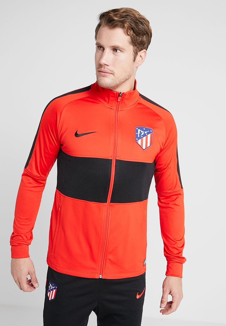 Nike Performance - ATLETICO MADRID DRY SUIT - Träningsset - challenge red/black