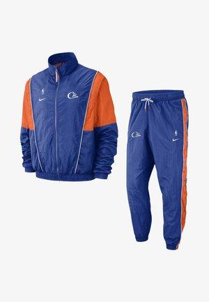 CLEVELAND CAVALIERS  - Tepláková souprava - rush blue/brilliant orange/white/white