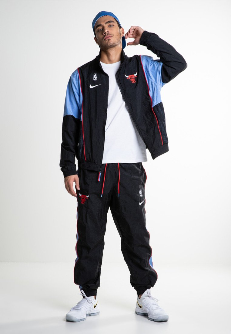 Nike Performance - CLEVELAND CAVALIERS  - Tracksuit - black/valor blue/red/white